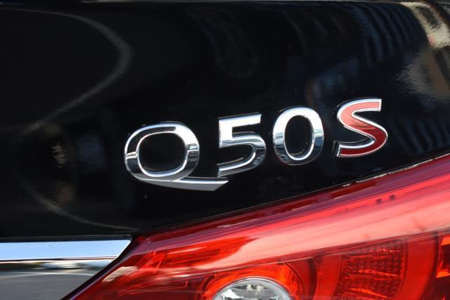 2015 INFINITI Q50 Sport 3