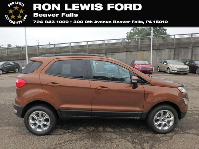 2018 Ford EcoSport SE for sale in Beaver Falls, PA