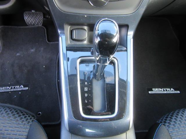 2018 Nissan Sentra SR 23