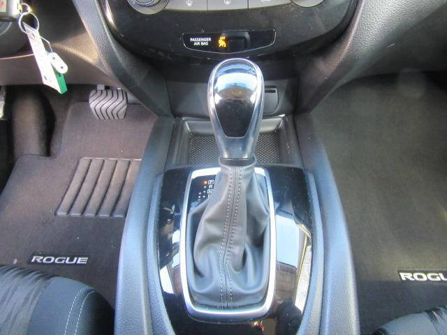 2018 Nissan Rogue S 23