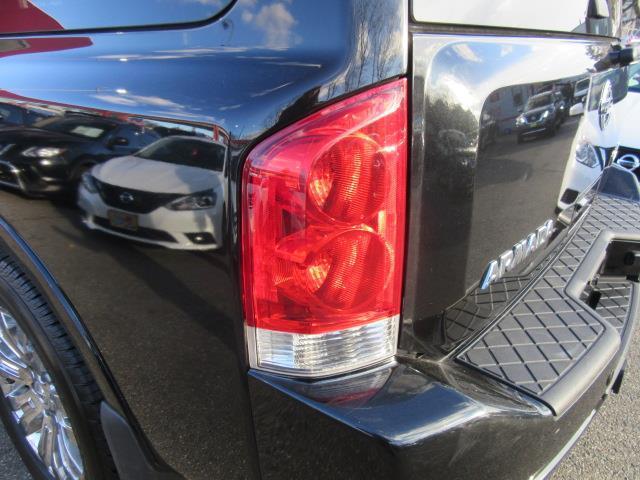 2015 Nissan Armada Platinum 8