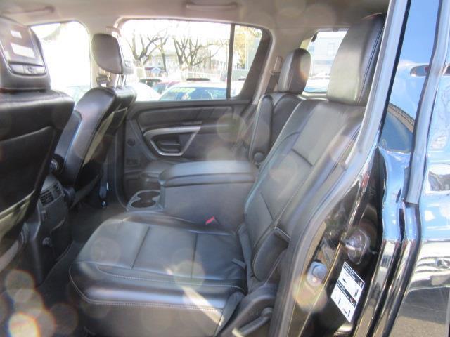 2015 Nissan Armada Platinum 11