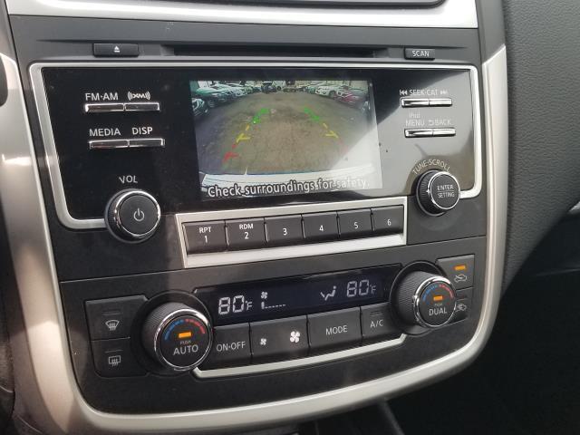 2017 Nissan Altima 2.5 SL 21