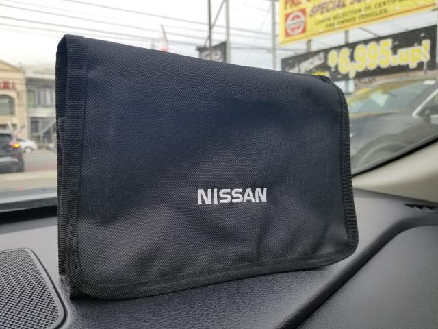 2017 Nissan Altima 2.5 SL 25