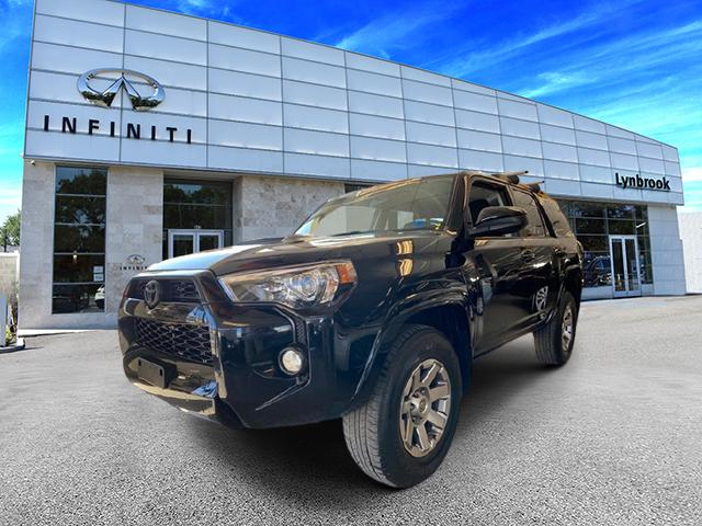 2016 Toyota 4Runner Trail [1]