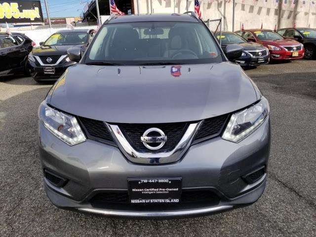 2016 Nissan Rogue SV 6