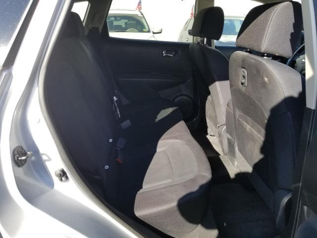 2015 Nissan Rogue Select S 13