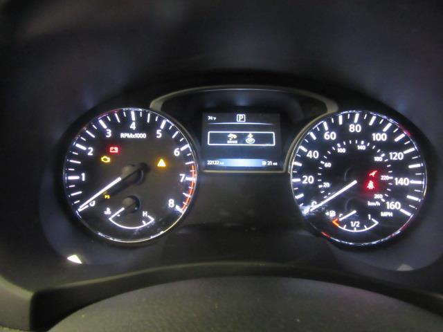 2017 Nissan Altima 2.5 S 24
