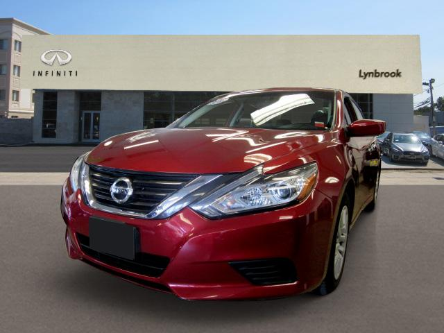 2017 Nissan Altima 2.5 S 0