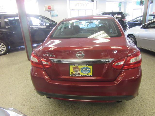 2017 Nissan Altima 2.5 S 4
