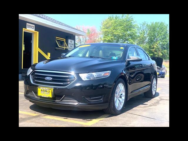 2018 Ford Taurus Limited for sale in Manchester, NH