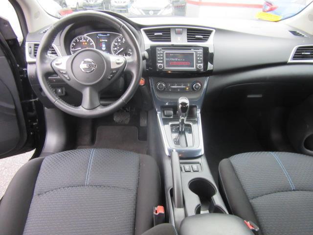 2017 Nissan Sentra SR 11