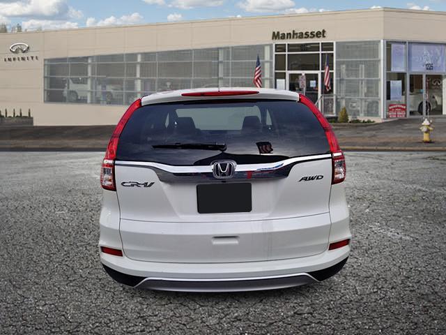 2016 Honda CR-V EX 2