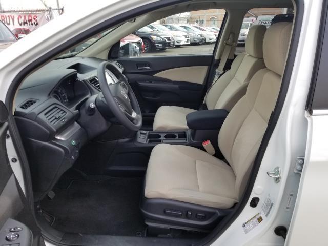 2016 Honda CR-V EX 8