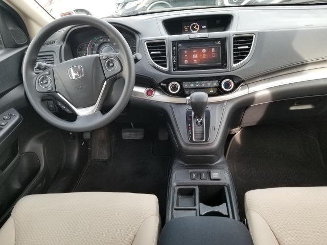 2016 Honda CR-V EX 16