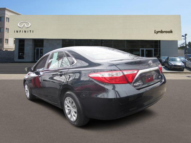 2015 Toyota Camry LE 1