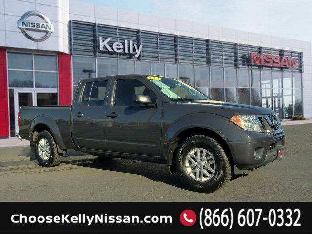 2014 Nissan Frontier SV Long Bed