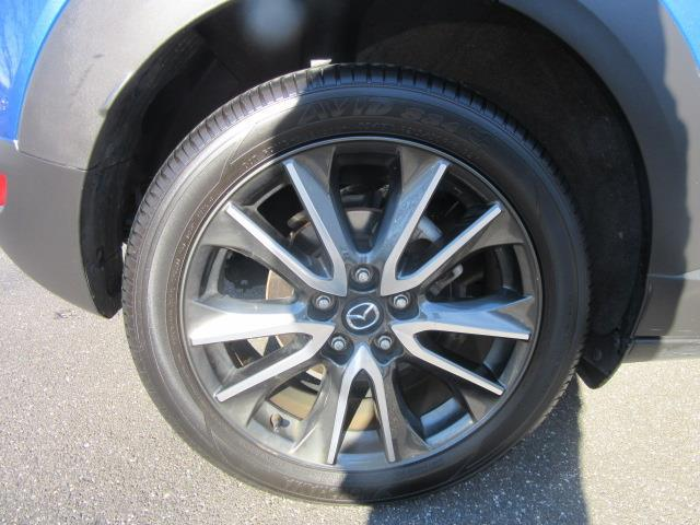 2016 Mazda CX-3 Grand Touring 9