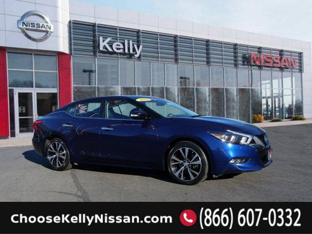 2018 Nissan Maxima SV 4dr Car Easton PA
