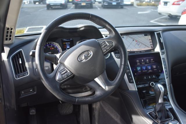 2015 INFINITI Q50 4dr Sdn AWD 6