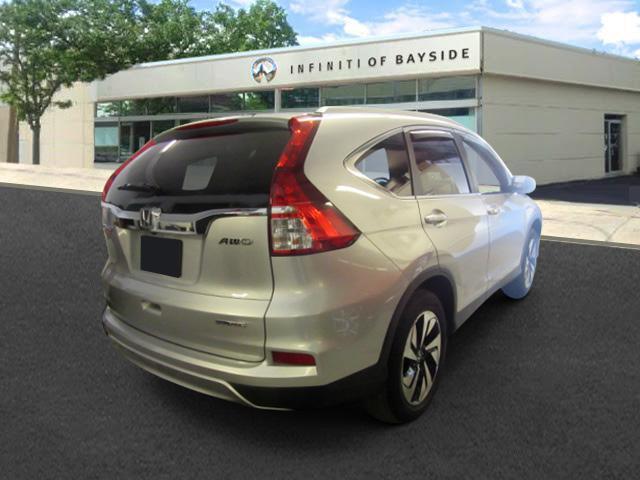2015 Honda CR-V Touring 2