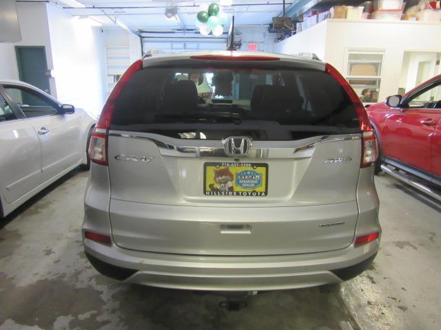 2015 Honda CR-V Touring 4
