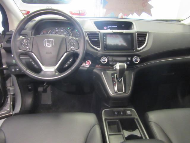 2015 Honda CR-V Touring 13