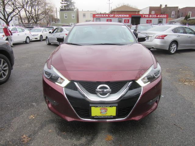 2016 Nissan Maxima 3.5 SV 5