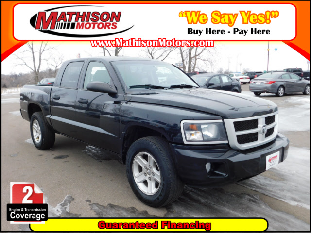 Used Dodge Dakota 2010 MATHISON Bighorn