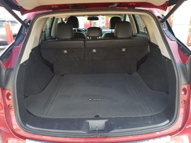 2016 Nissan Murano SL 11