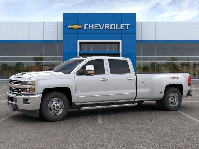 2019 Chevrolet Silverado 3500Hd LTZ