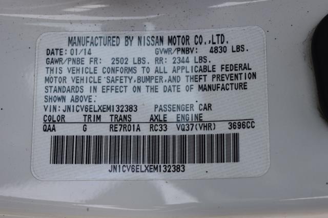 2014 INFINITI Q60 Coupe 2dr Auto AWD 10