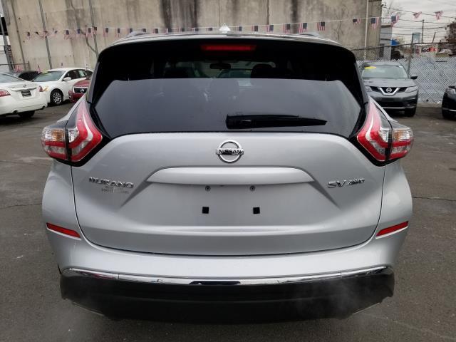2016 Nissan Murano SV 2
