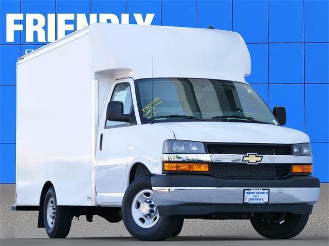 2019 Chevrolet Express Commercial Cutaway Van 139