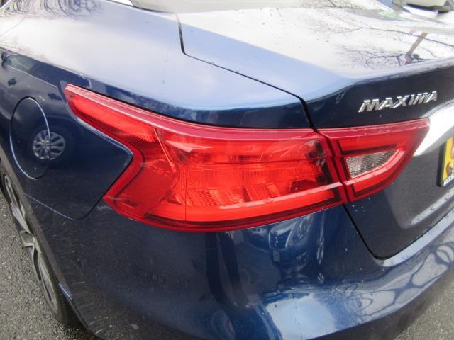 2016 Nissan Maxima 3.5 SR 7
