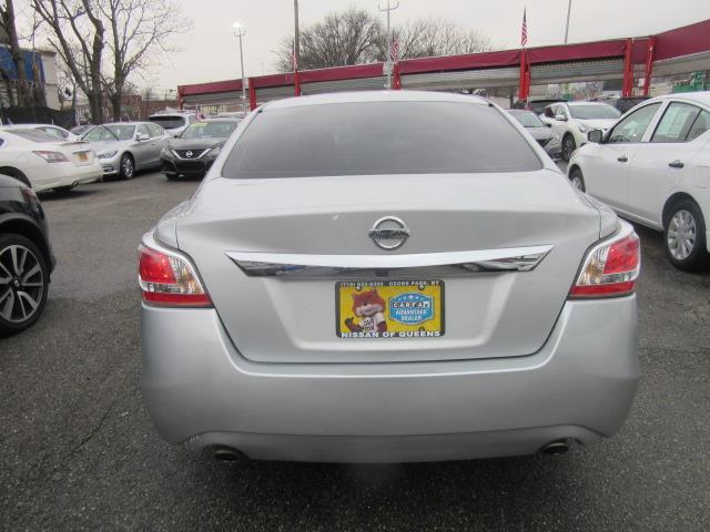 2013 Nissan Altima 2.5 S 4