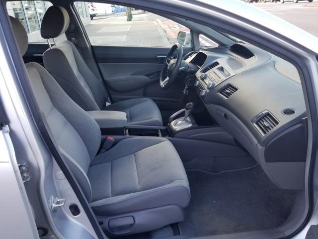 2010 Honda Civic Sdn LX 12