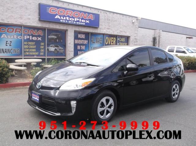 2013 Toyota Prius Four for sale in Corona, CA