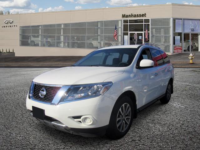 2016 Nissan Pathfinder S 0