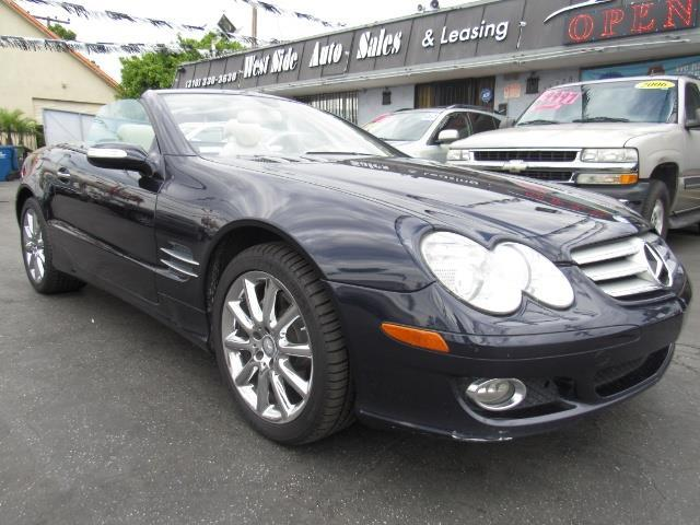 2007 Mercedes-Benz SL-Class 5.5L V8 for sale in Inglewood, CA
