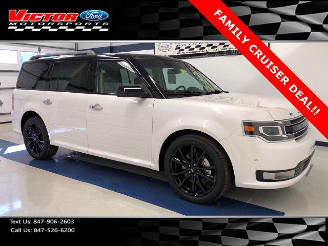 2018 Ford Flex Limited EcoBoost for sale in Wauconda, IL