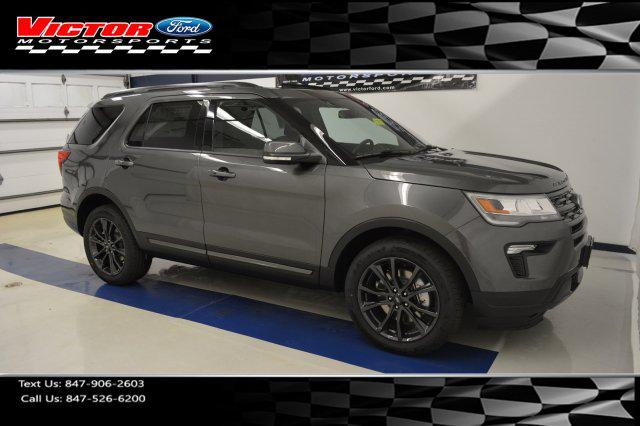 2019 Ford Explorer XLT for sale in Wauconda, IL