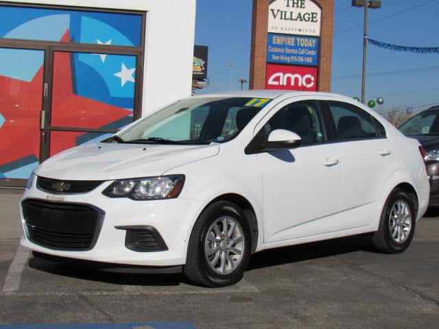 2017 Chevrolet Sonic LT for sale in El Paso, TX