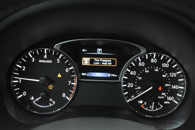 2018 Nissan Altima 2.5 SR 13