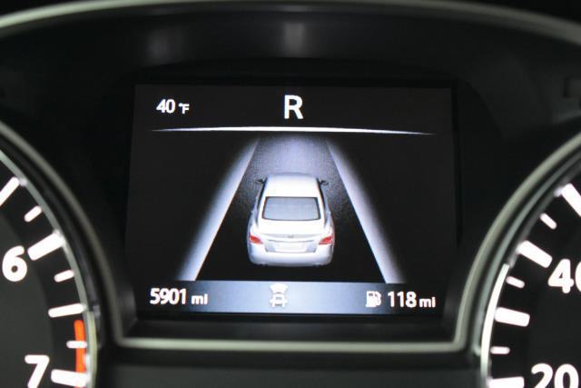 2018 Nissan Altima 2.5 SR 27