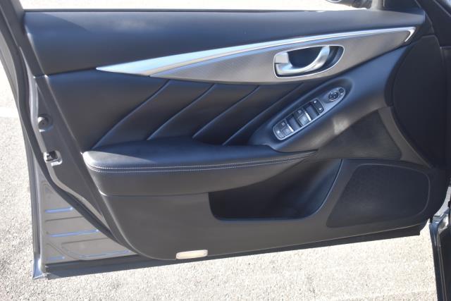 2015 INFINITI Q50 4dr Sdn AWD 10