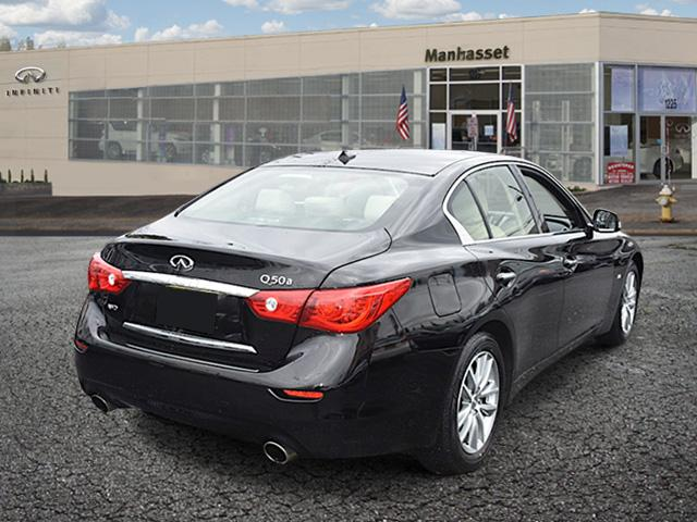 2015 INFINITI Q50 4dr Sdn AWD 0