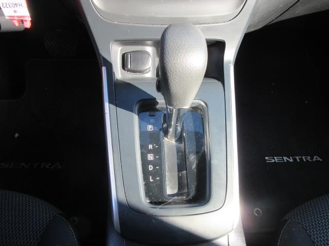 2017 Nissan Sentra S 22