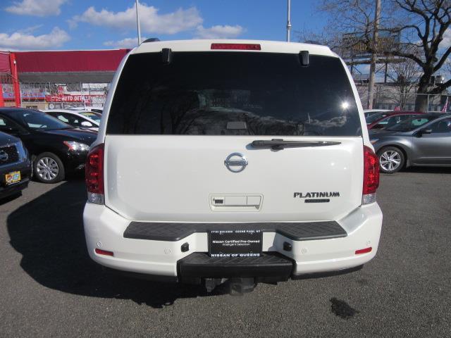 2015 Nissan Armada Platinum 5