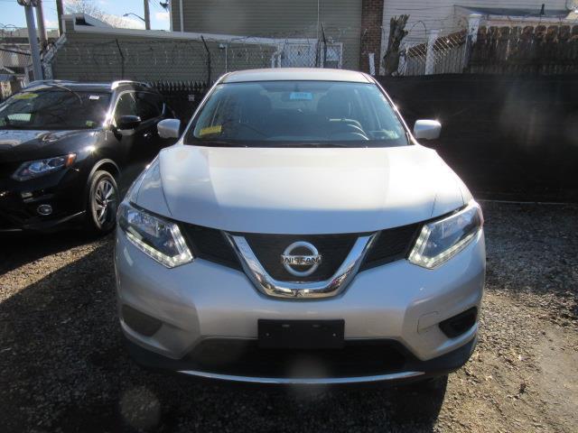 2016 Nissan Rogue S 5
